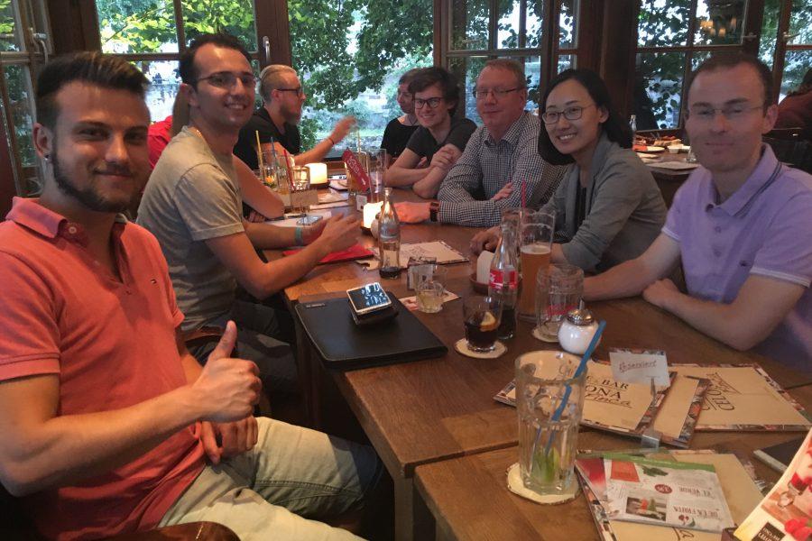 Meetup in Nuremberg: How to make an app like Pokemon Go