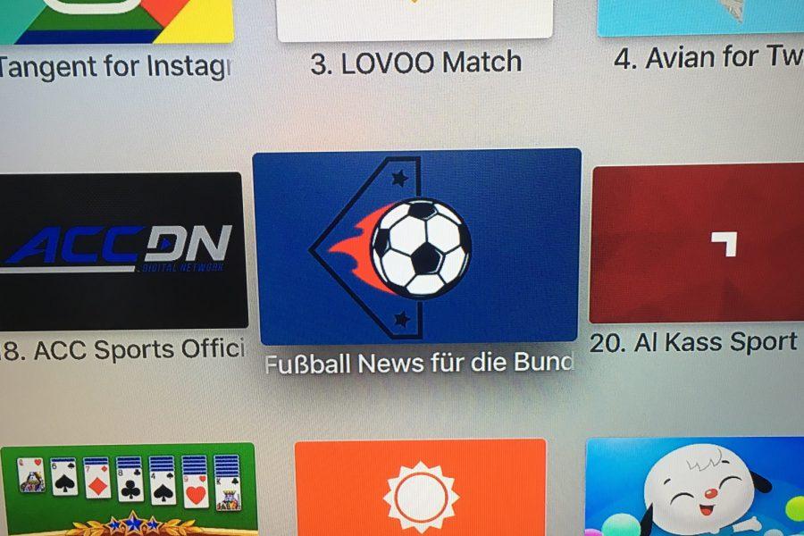 Rocking the Apple TV App Store