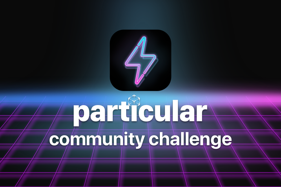 Join Particular Challenge and Win AR Experiences