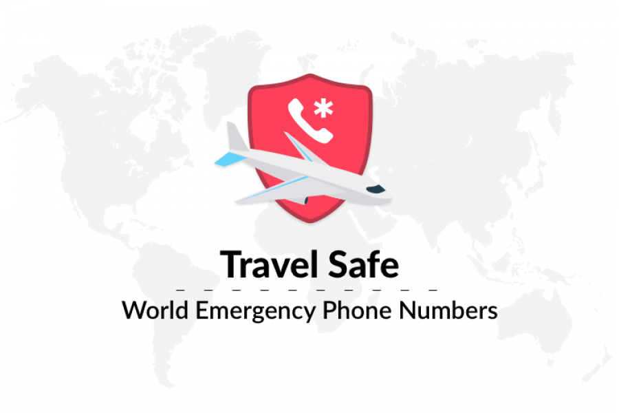 New Release: The Travel Safe App