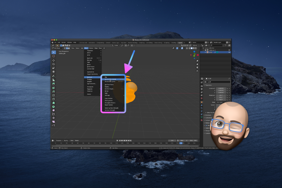 Create An AR Experience With Blender & Reality Tools