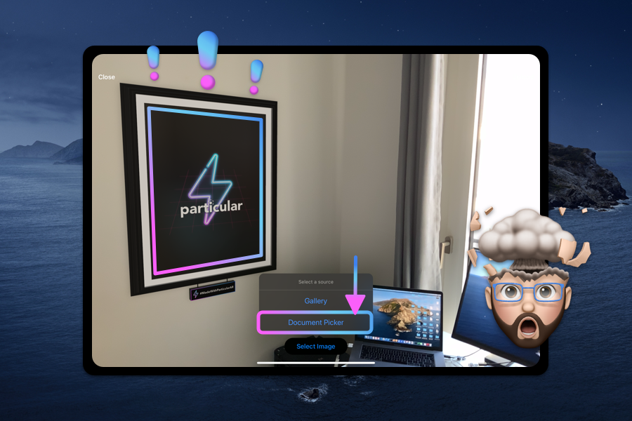 How To Frame Your Photos & Posters In AR
