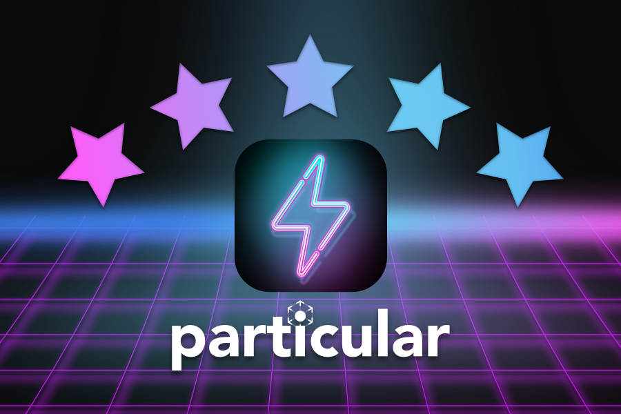 Particular Augmented Reality Gets Featured On The App Store